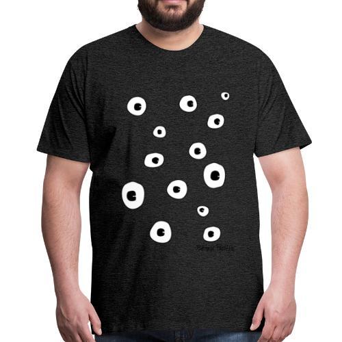 Die Kunst liegt im Auge des Betrachters - Männer Premium T-Shirt