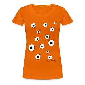 Die Kunst liegt im Auge des Betrachters - Frauen Premium T-Shirt