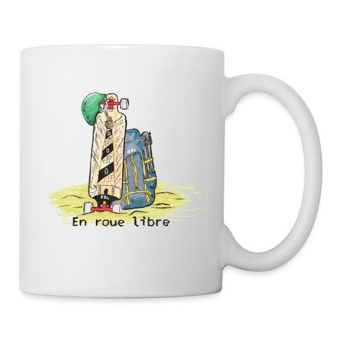 Tasse ERL - Mug blanc