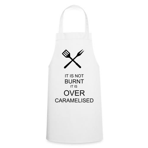 ITS NOT BURNT - Cooking Apron