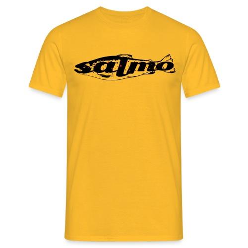 Angler-ShirtSalmo - Forellenangler - Männer T-Shirt