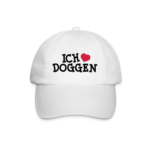 Ich liebe Doggen - Baseballkappe