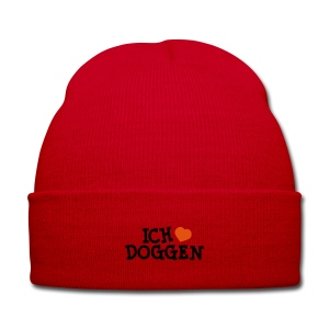 Ich liebe Doggen  - Wintermütze