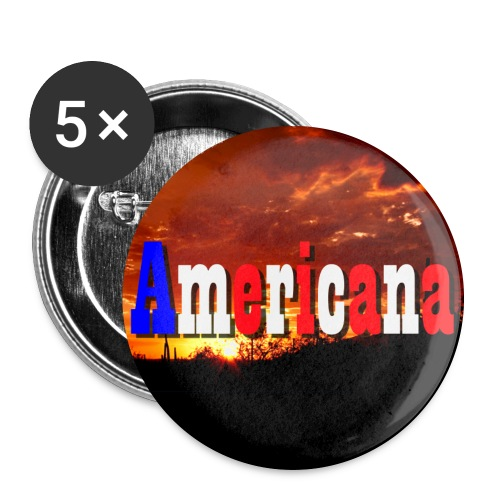 Badge (5 pack) - Buttons large 56 mm