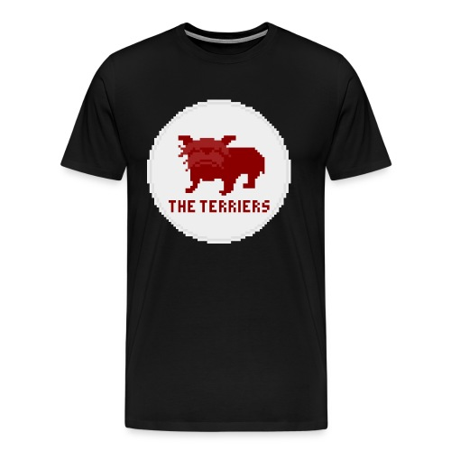 Red Terrier Badge 1969/70 T-shirt - Men's Premium T-Shirt