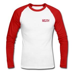 T-shirt baseball manches longues Homme - LDMT,Lafay,Lafay Athletics,la douceur mène à tout