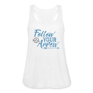 Follow Your Arrow Racer - Women's Tank Top by Bella