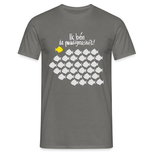 Paradigmashift - Mannen T-shirt