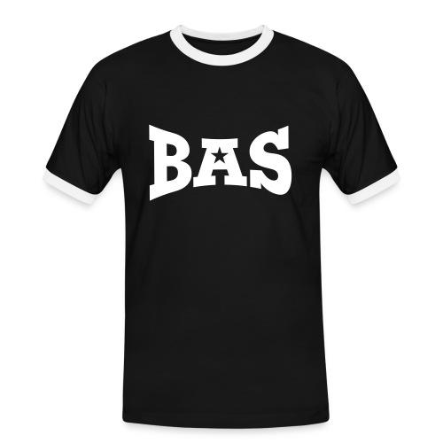 BaS Shirt - Männer Kontrast-T-Shirt