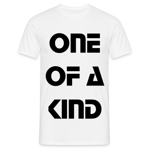 W/B One of a Kind T-Shirt - Men's T-Shirt