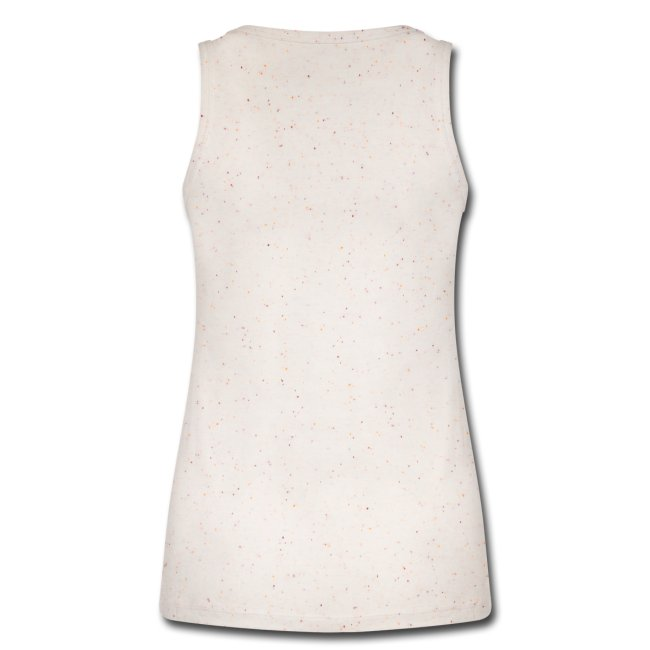 Bizepseinhorn Poly-Design: Frauen Bio Tank Top