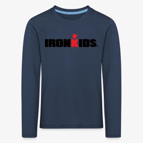 IRONKIDS - Kids' Premium Longsleeve Shirt - Kids' Premium Longsleeve Shirt