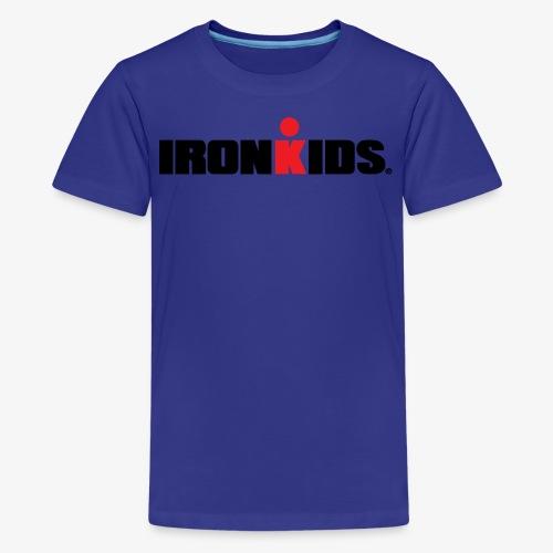 IRONKIDS - Teenage Premium T-Shirt - Teenage Premium T-Shirt