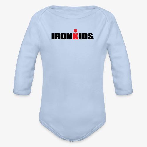 IRONKIDS - Longlseeve Baby Bodysuit - Organic Longsleeve Baby Bodysuit
