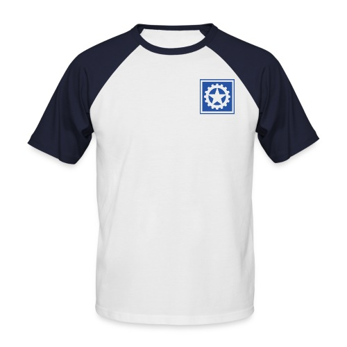 USAF Baseball Shirt Short - Men's Baseball T-Shirt
