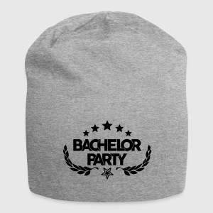 Bachlor Party Caps & Mützen - Jersey-Beanie