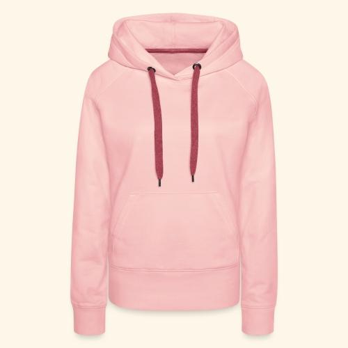 Sudadera personalizable premium con capucha mujer - Sudadera con capucha premium para mujer