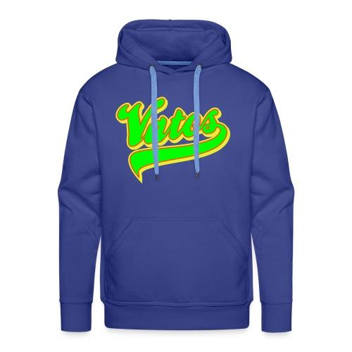 Hoody for les Blue - Mannen Premium hoodie