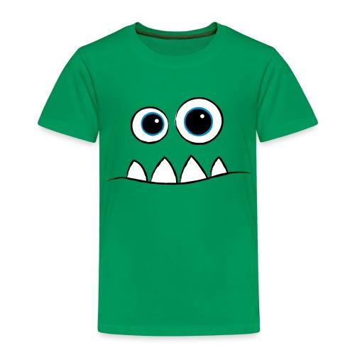 Monsterface - Kinder Premium T-Shirt
