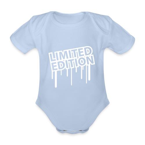 Limited Edition - Baby Bio-Kurzarm-Body