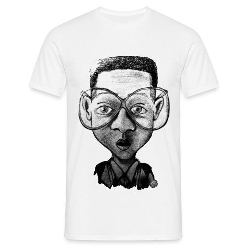 Tee shirt imprimé  'optic nerd' - T-shirt Homme