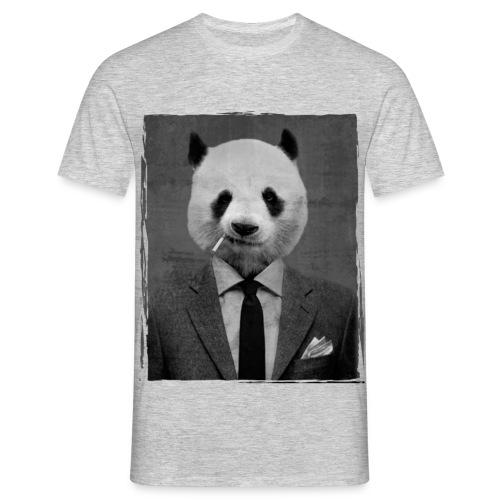Tee shirt imprimé  'dandy panda' - T-shirt Homme