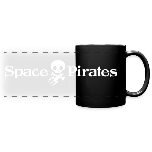 SpacePirates Tasse - Panoramatasse farbig