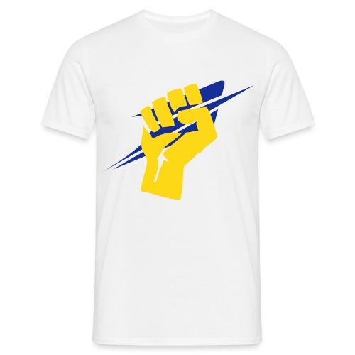 Non à la privatisation de la poste 1 - T-shirt Homme