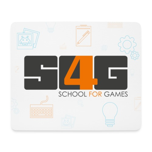 S4G Mousepad - Mousepad (Querformat)