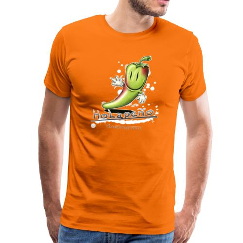Holapeno - Männer Premium T-Shirt