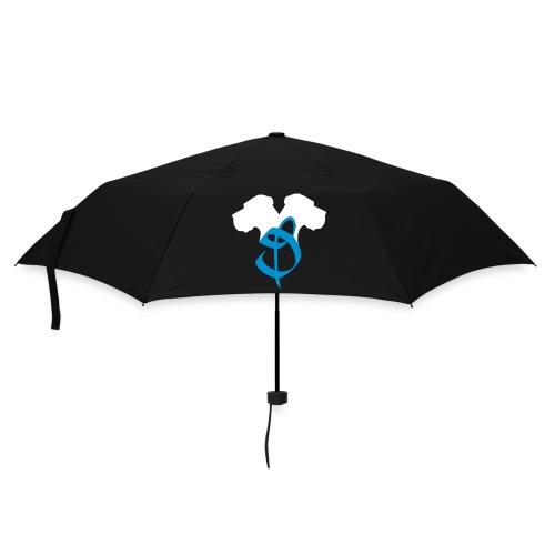 D-Köpfe - Regenschirm (klein)
