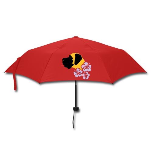 Hibiskus Kopf - Regenschirm (klein)