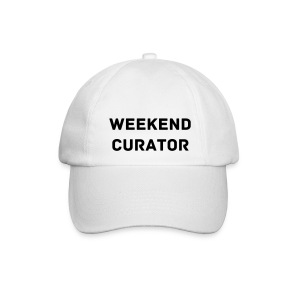 WEEKEND  CURATOR - Baseball Cap