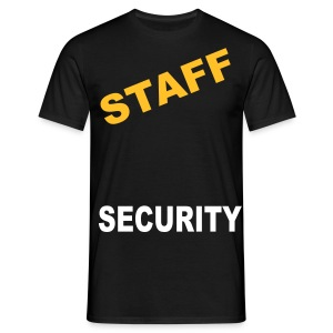 Staff Mens T-Shirt - Men's T-Shirt