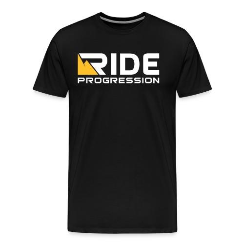 Shredder Tee Black - Männer Premium T-Shirt