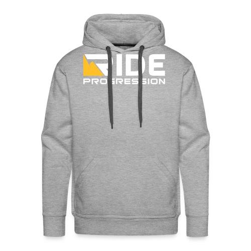 Shredder Hoodie Grey - Männer Premium Hoodie