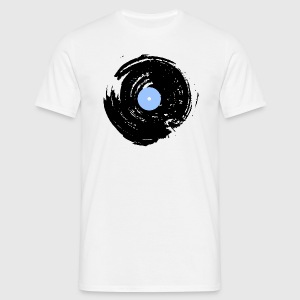 Vinyl record spin T-Shirts - Men's T-Shirt