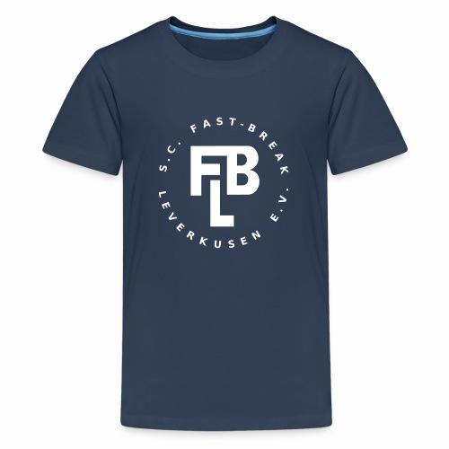 FBL Teenager Shirt - Teenager Premium T-Shirt