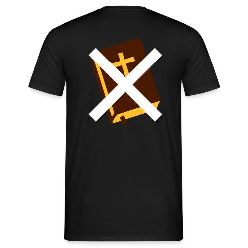ateismi - Miesten t-paita