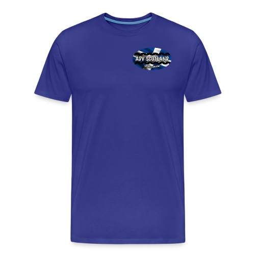 bluetextalt HQ T shirt  - Men's Premium T-Shirt