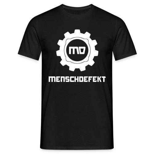 MENSCHDEFEKT T-Shirt - Männer T-Shirt