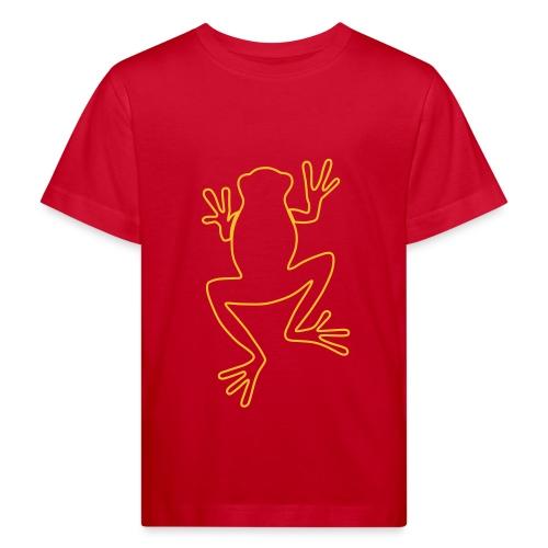Frog T-shirt organic - Kids' Organic T-Shirt