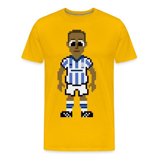 Simon Baldry Pixel Art T-shirt