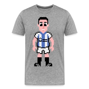 Lee Novak Pixel Art T-shirt - Men's Premium T-Shirt