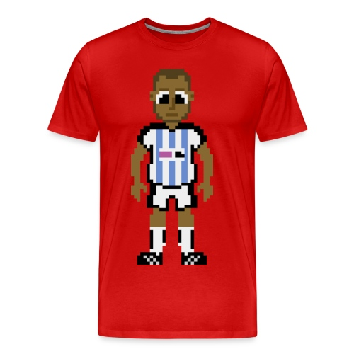 Joel Lynch Pixel Art T-shirt - Men's Premium T-Shirt