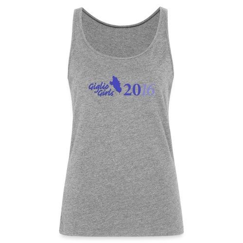 Giglio Girls 20th Anniversary Tank Top - Women's Premium Tank Top