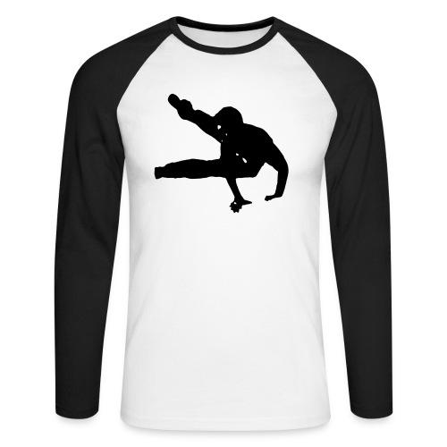 Parkour Longsleeve Tee - Men's Long Sleeve Baseball T-Shirt