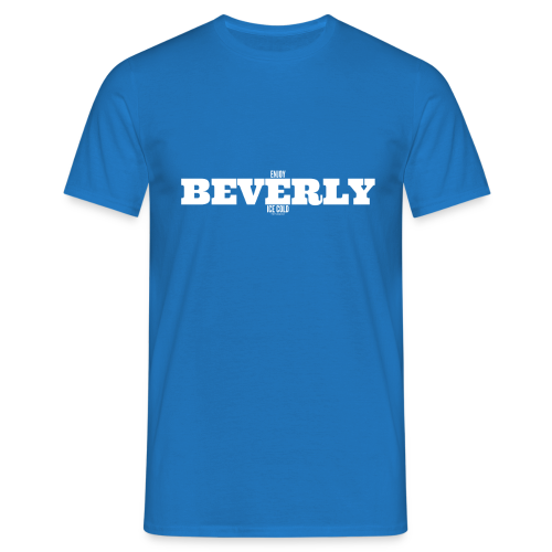 Enjoy Beverly  - Men's T-Shirt