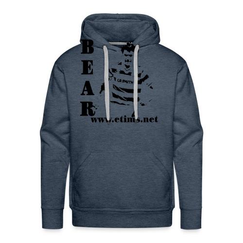 Feed The Bear - Hoodie - Men's Premium Hoodie