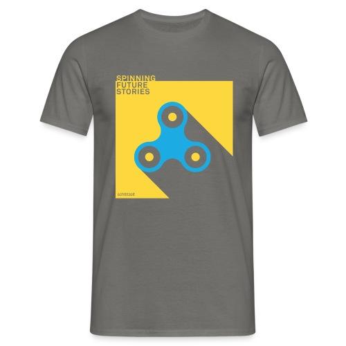 Future Stories (Graphite) - Männer T-Shirt